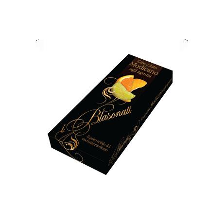 Cioccolato Modicano agli Agrumi