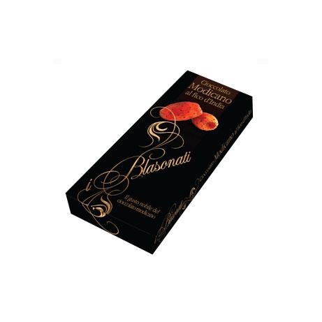 Cioccolato Modicano al Fico d'India
