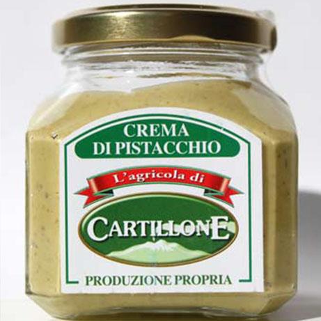 Crema di pistacchio Cartillone