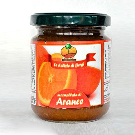 Marmellata di arance - Bergi