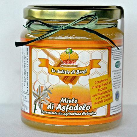 Miele di Asfodelo - Bergi